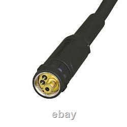SB36 UNIMIG MIG WELDER TORCH GUN for ALUMINIUM WELDING BINZEL TIP, LINER, NECK