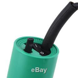 Samger 1600W 110V Hot Air Torch Heat Gun Plastic Welding Gun Welder Pistol+Case