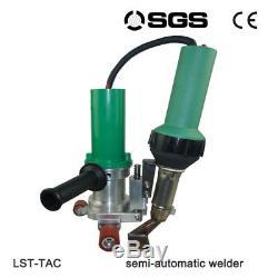 Semi-automatic Hot Air Welder PVC hot air soldering gun heat welding tool