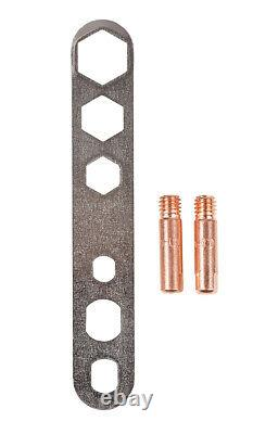 Sherman MIG 200M inverter DC welder 3in1 MMA TIG Welding Machine + Spool Gun