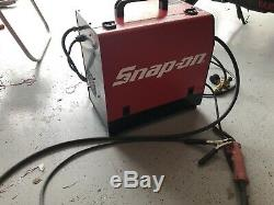 Snap-on MIG135 Variable Speed Portable Wire Feed MIG Gun Welder