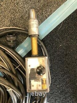 Snap-on Muscle MIG Welder MM250SL with Spool Gun & CK Worldwide TIG Welding Torch