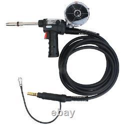 Spool Gun SPG15250, 250-Amp / 15-Feet, Use All AMICO MIG Welders, Weld Aluminum