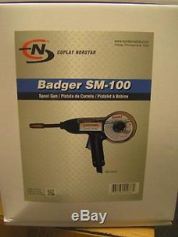 Spool Gun & Switch Fits Millermatic 135 & 175 Mig Welders