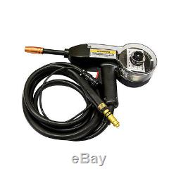 Spool Gun for Aluminum Welding MSG094 with Wire for Lotos Welders MIG140 MIG175