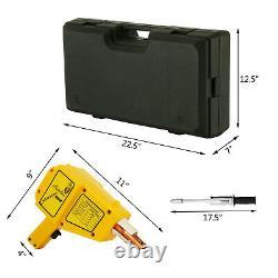 Spot Stud Welder Dent Puller Gun Welding Kit More Accessories 1600A UK SELLER