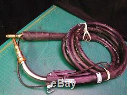 Spray Master Air Cooled Mig Gun 185 INCHES' HEAVY DUTY welding welder cable