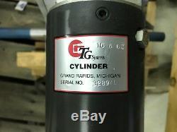 TG Systems GTS 2140.1 Weld Gun, Robot Welder, Resistance Welding, Robotic, Spot