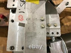 TG Systems GTS-2145.1 Robot Welding Pinch Spot Weld Gun Welder Milco GK-2195