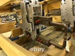TG Systems GTS 2145 Spot Weld Gun, Robot Welder, Resistance Welding, Robotic