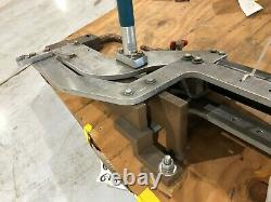 TG Systems GTS-2147 Robot Welding Pinch Spot Weld Gun Welder Milco