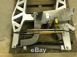 TG Systems GTS 2154 Weld Gun, Robot Welder, Resistance Welding, Robotic Spot Wld
