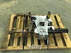 TG Systems GTS 2188.1 Weld Gun, Robot Welder Resistance Welding Robotic Spot Wld