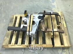 TG Systems GTS 2188 Weld Gun, Robot Welder, Resistance Welding, Robotic Spot Wld