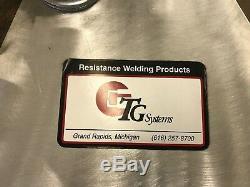 TG Systems GTS 2189 Weld Gun, Robot Welder, Resistance Welding, 852189, Robotic