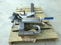TG Systems GTS 2207 Weld Gun, Robot Welder, Resistance Welding, Robotic Spot Wld