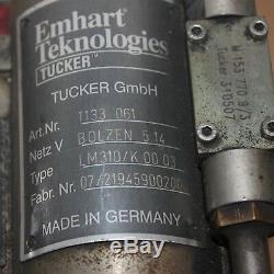 TUCKER EMHART Stud Welding Head Robot welder weld gun LM310 / K. 00.03
