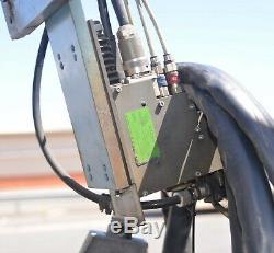 TUCKER EMHART stud welding welder weld gun CABLE stand I135 008 LM90/K 00 02