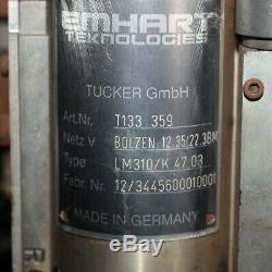 TUCKER EMHART stud welding welder weld gun stand LM310/K 47.03 T133 359