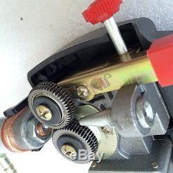 Toothed 10Ft Euro Adpator MIG Welder Spool Gun SIMADRE 220V MAG180i 180AMP IGBT
