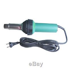 US Stock Affordable Easy Grip Hand Held Plastic Hot Air Welding Gun 110V 1600W