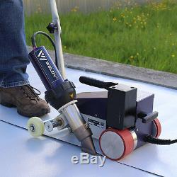 US-Weldy RW3400 Hot Air Roofer Welder Roofing Welding Machine + Hot Air Gun 40mm