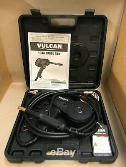 VULCAN 160A Spool Gun Welder Welding
