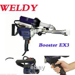 WELDY EX3 AC220V Plastic Extrusion Welding Hot Air Welder Gun Extruder Booster