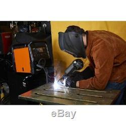 Welding 160A Spool Gun Welder