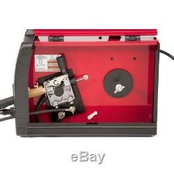 Welding Machines Magnum 100L Gun Flux-Cored Wire Weld-Pak 125 Amp HD Power Tool