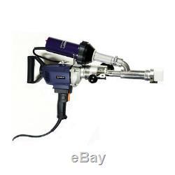 Weldy EX3 Plastic Extrusion Welding Machine Hot Air Welder Gun Extruder Booster