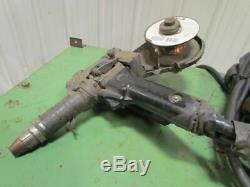 Westinghouse 250 Amp Rectifier Welder 230/460/575V 3Ph withSpool Gun Controller