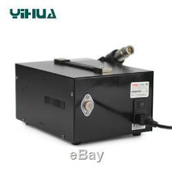 YIHUA 3 in 1 Soldering Station SMD Rework Iron Hot Air Gun 853D Welder Welding